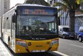 schedule of Las Palmas City Bus routes Guaguas Municipales