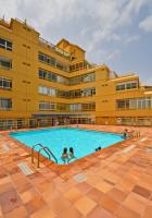 Horizonte Apartment-Building with swimming pool in Las Palmas de Gran Canaria