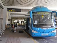 Gran Canaria Airport Bus routes service to Las Palmas City (route 60) and Playa del Ingles - Maspalomas (route 66)