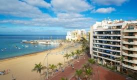 Photo apartment building Playa canteras Las Palmas