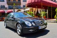 E-Class Limousine-Transfer: cheaper than Taxi Fares from Airport to Las Palmas Hotels