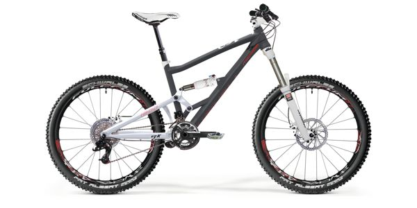 Merida ONE SIXTY 1800 Downhill & Enduro bike hire Gran Canaria